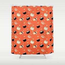 SushiSushi Shower Curtain