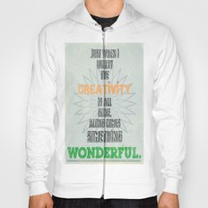 Something Wonderful Hoody