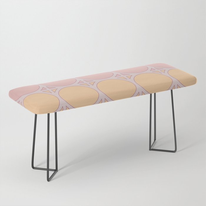 Lilac Connection Bench