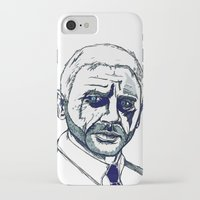 james bond iPhone & iPod Cases featuring Bond. by Thomas Wright Illustration