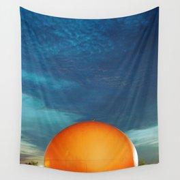 Gibeau Orange Julep Wall Tapestry