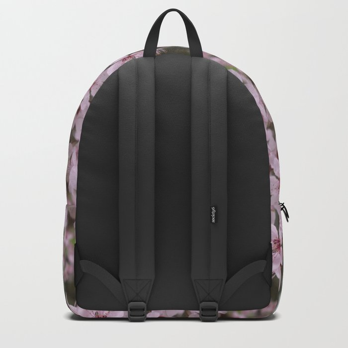 Cherry Plum Blossoms Backpack