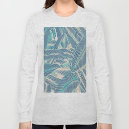 Tropic Pastel Long Sleeve T-shirt