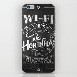 Wi-Fi iPhone Skin