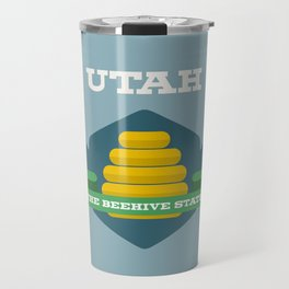 Utah - Redesigning The States Series Travel Mug