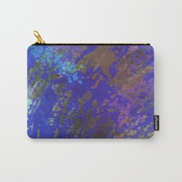 Blue over Skies of Pink Carry-All Pouch