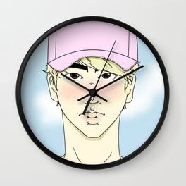 Jin Wall Clock
