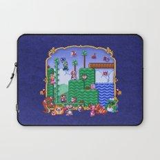 Mario Super Bros, Too Laptop Sleeve