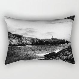 Let me collide Rectangular Pillow