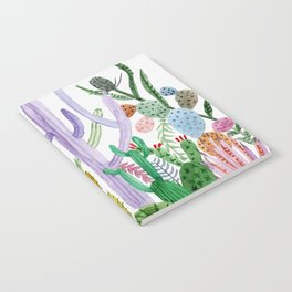 Succulent Happy Garden Notebook