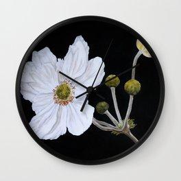 new bloom Wall Clock