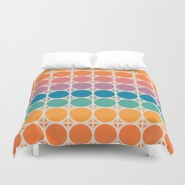 Boca Connections Duvet Cover