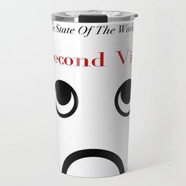 30 Second Videos Travel Mug