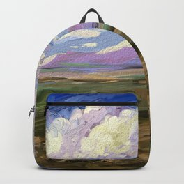 VanGoghish DPAR170403c Backpack