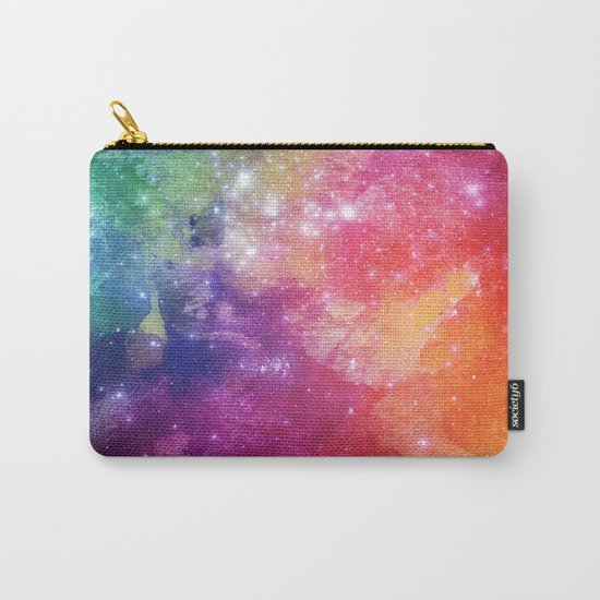 Watercolor space #2 Carry-All Pouch