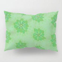 Fern Petal Rose Pillow Sham