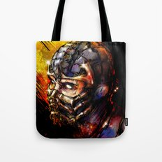 Scorpion Tote Bag
