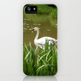 Serenity by Teresa Thompson iPhone Case