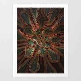 Sacred Arrangements Art Print