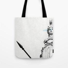 Athena the goddess of wisdom Tote Bag
