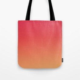 PEACHES - Minimal Plain Soft Mood Color Blend Prints Tote Bag