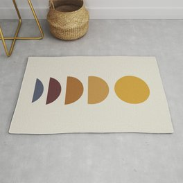 Minimal Sunrise / Sunset Rug