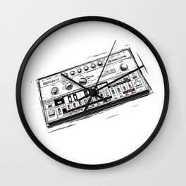 Roland TB-303 Wall Clock