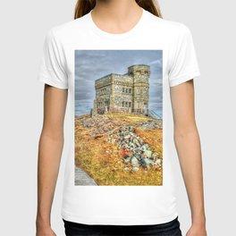 Cabot tower T-shirt