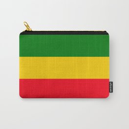 Rastafarian Colors Carry-All Pouch