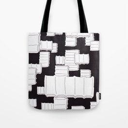 Starches In The Sky Tote Bag