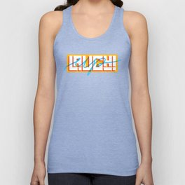 Laugh Up! Unisex Tank Top
