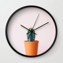 Cactus mamène Wall Clock