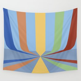 The Rainbow Room Wall Tapestry