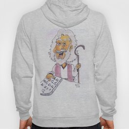 Moses and the tables of the law Hoody