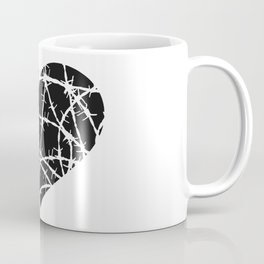 Broken Heart Coffee Mug