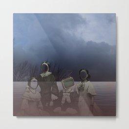 Untergang · Floodland Metal Print