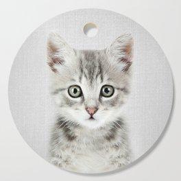 Kitten - Colorful Cutting Board
