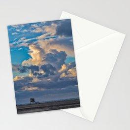 Big Sky Over Huntington Beach Stationery Cards