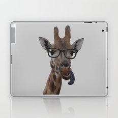 Geek Giraffe Laptop & iPad Skin