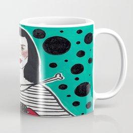 Asian Classic Lady (#2 Asian Smoker series) Coffee Mug