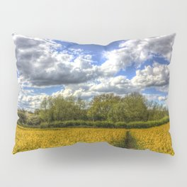 Summers Day Farm Pillow Sham