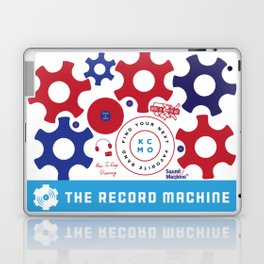 TRM Icons Laptop & iPad Skin