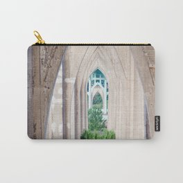 Cathedral Park Portland Carry-All Pouch