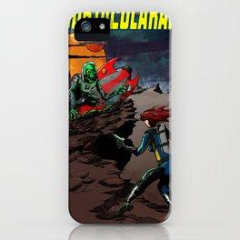Spooktacularama! iPhone Case