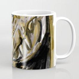 Monster Face Coffee Mug