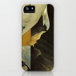 Raphael Portrait iPhone Case