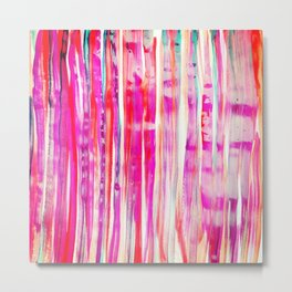 Touched #society6 #painting #buyart Metal Print