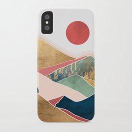 Spring Dusk iPhone Case