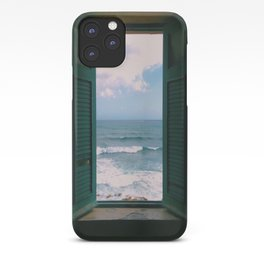 Atlantic Morning iPhone Case