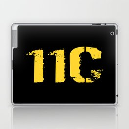 11C Indirect Fire Infantryman (Mortarman) Laptop & iPad Skin